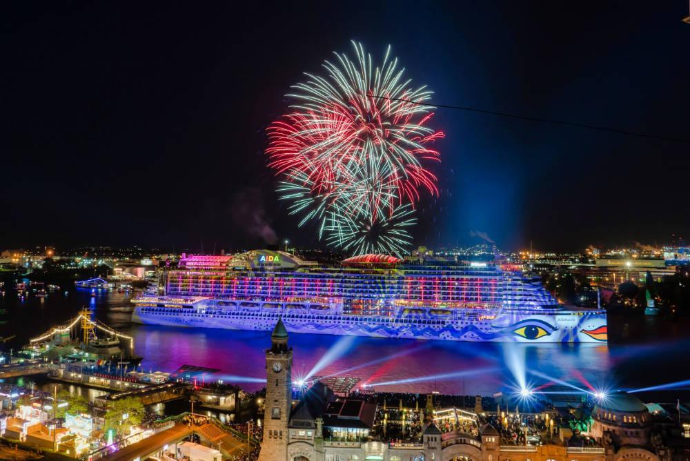 Hamburger Hafengeburtstag 2021