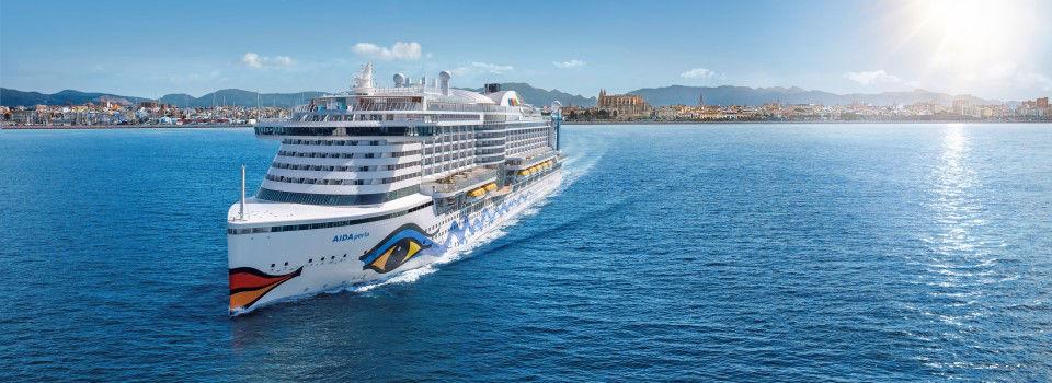 AIDAperla - Bildquelle: AIDA Cruises