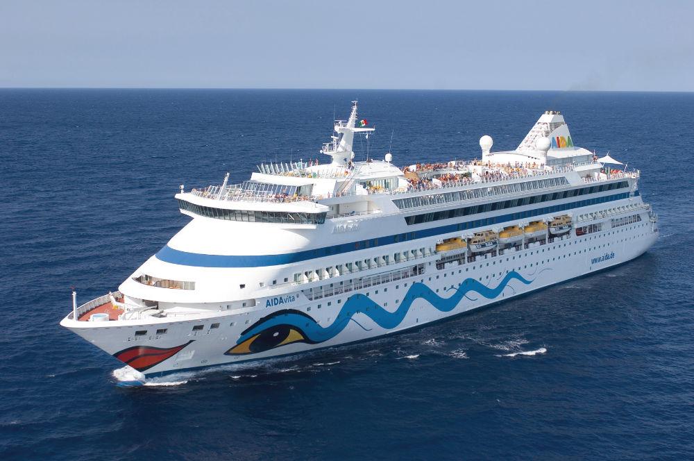AIDAvita -Bildquelle: AIDA Cruises