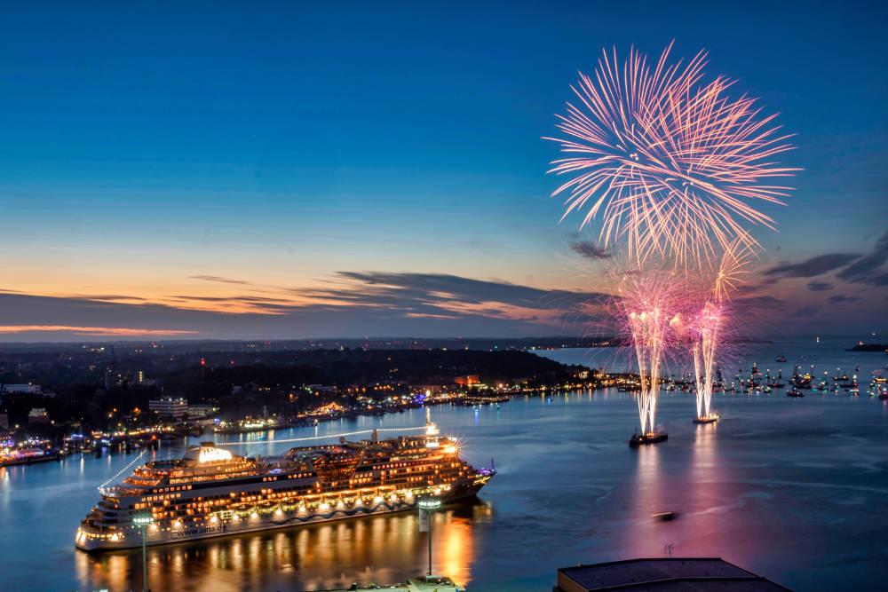 Kieler Woche 2018 - AIDA Cruises - © CHLietzmann