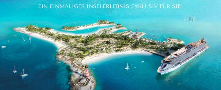 Ocean Cay MSC Marine Reserve - Bildquelle: MSC