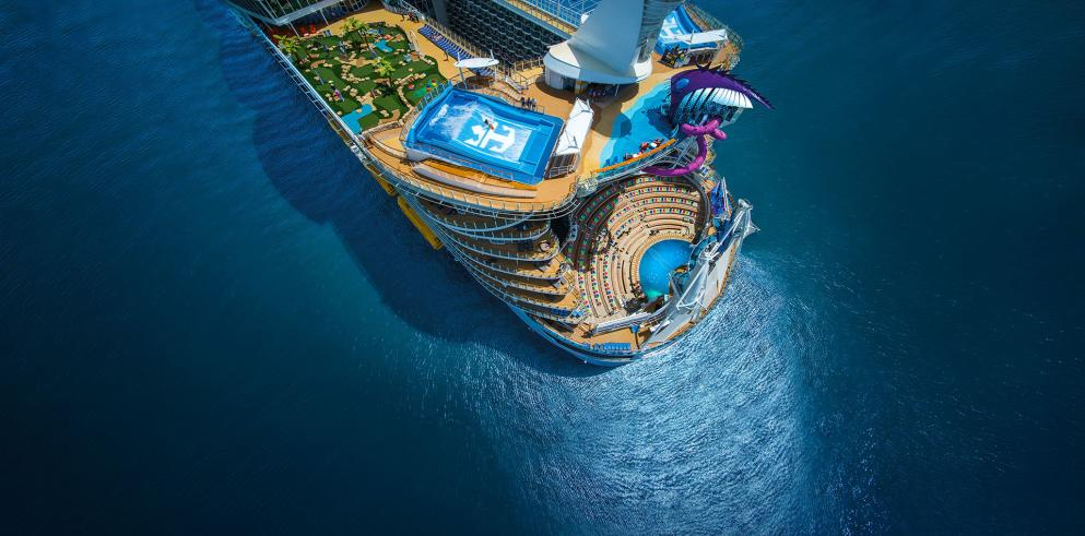 Symphony of the Seas - Bildquelle: Royal Caribbean