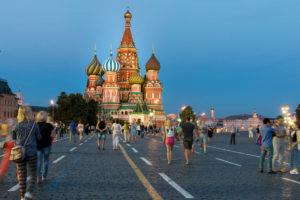 Moskau St Petersburg Kreuzfahrten neues e-Visum - Bildquelle: Michael Siebert auf Pixabay
