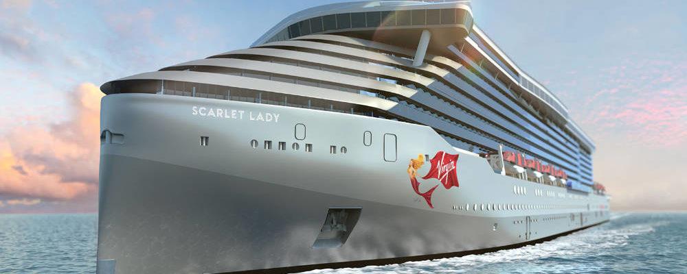 Virgin Scarlet Lady - Bildquelle: Virgin Cruises