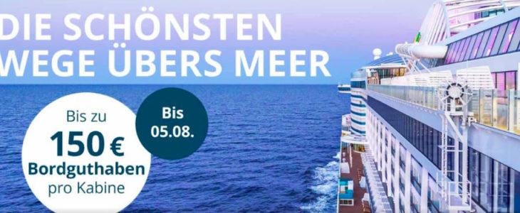 AIDA Transreisen mit Bordguthaben - Bildquelle: AIDA Cruises