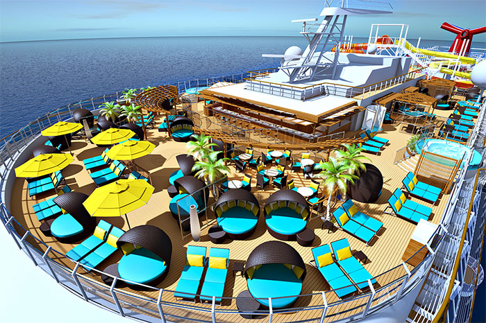 Carnival Panorama - Bildquelle: Carnival Cruise Line