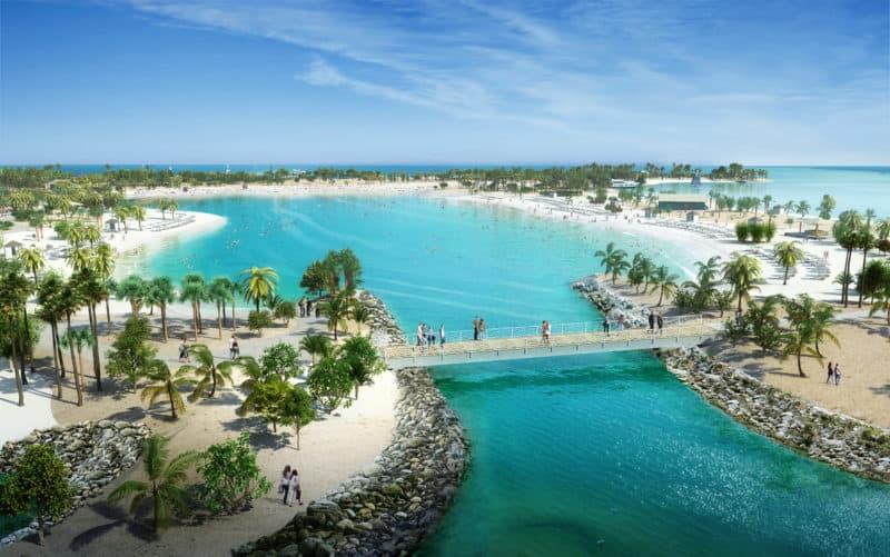 Ocean Cay MSC Marine Reserve - Bildquelle: MSC Cruises