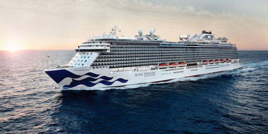 Royal Princess - Bildquelle: Princess Cruises