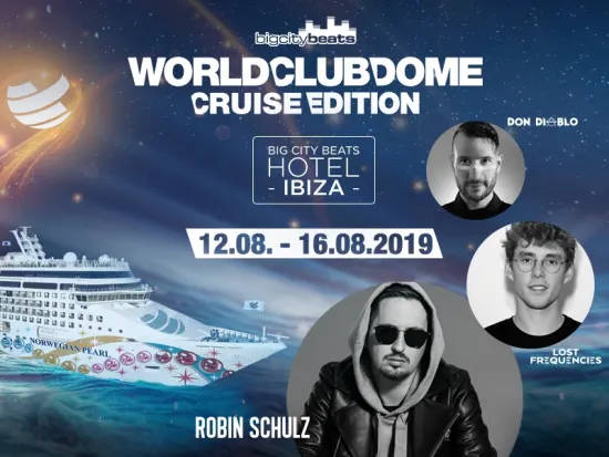 World Club Dome Cruise Edition 2019 - Bildquelle: e-Hoi / World Club Dome