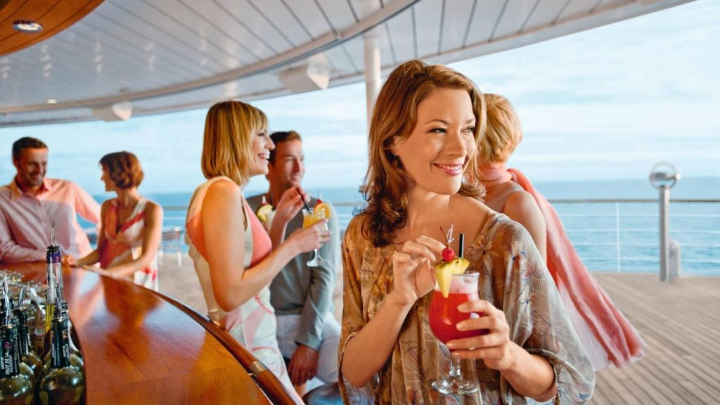 AIDA Comfort Deluxe Getränkepaket - Bildquelle: AIDA Cruises