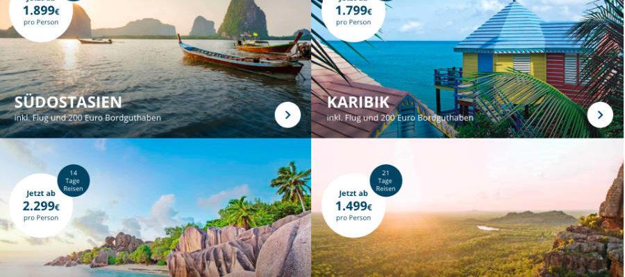 AIDA Fernweh Spezial 2019 - Bildquelle: AIDA Cruises