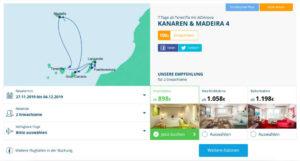 AIDAnova: Kanaren mit Maderia + 100 Euro Bordguthaben zum Aktionspreis - Bildquelle. AIDA Cruises