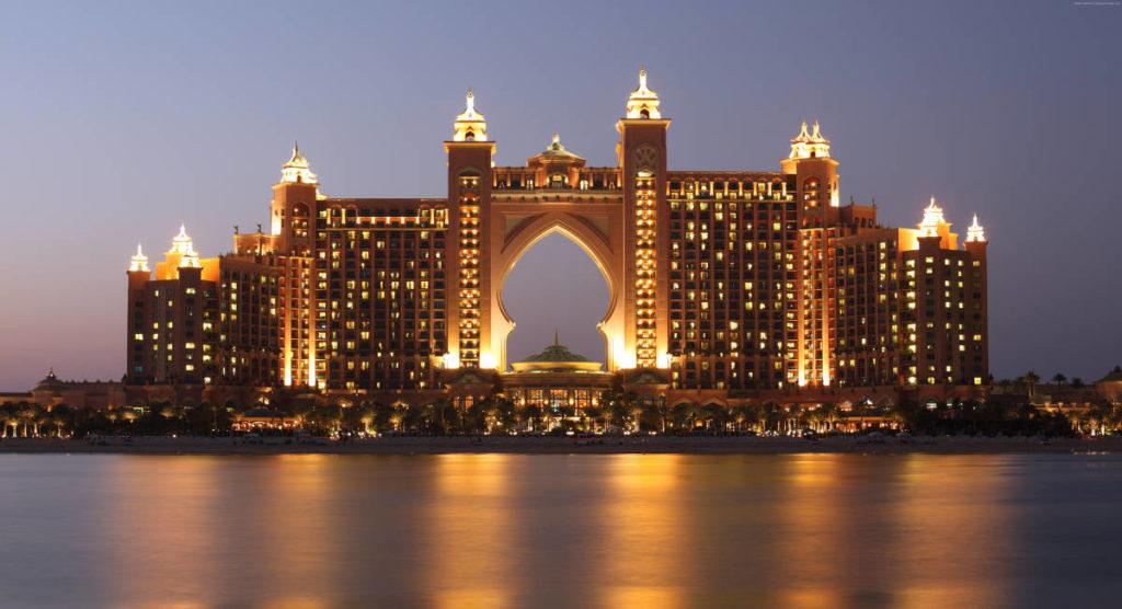 Dubai - The Palm - Bildquelle: Free-Photos from Pixabay