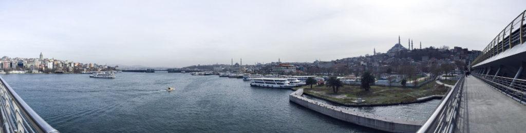 Istanbul - Kreuzfahrthafen - Bildquelle: Dennis Vitt