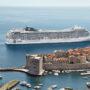 MSC Musica in Dubrovnik - Bildquelle: MSC Kreuzfahrten