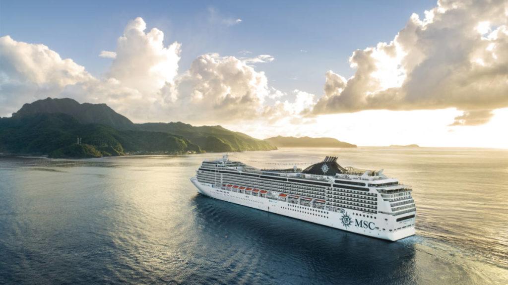 MSC Magnifica - Bildquelle: MSC Cruises