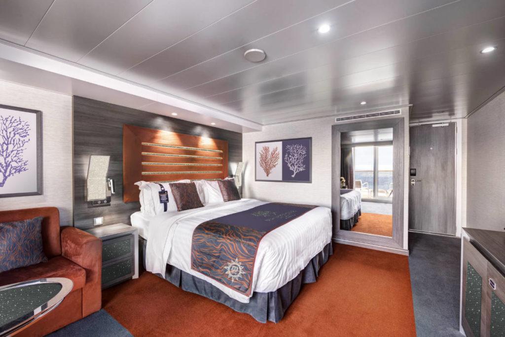 MSC Cruises - Crystal Cabin / Kristallkabine - Bildquelle: Cruise Critic, MSC Cruises