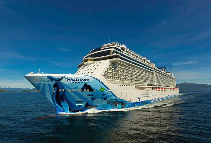 Norwegian Bliss - Bildquelle: Norwegian Cruise Line