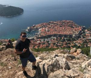 Blick auf die Altstadt von Dubrovnik - Bildquelle: Dennis Vitt