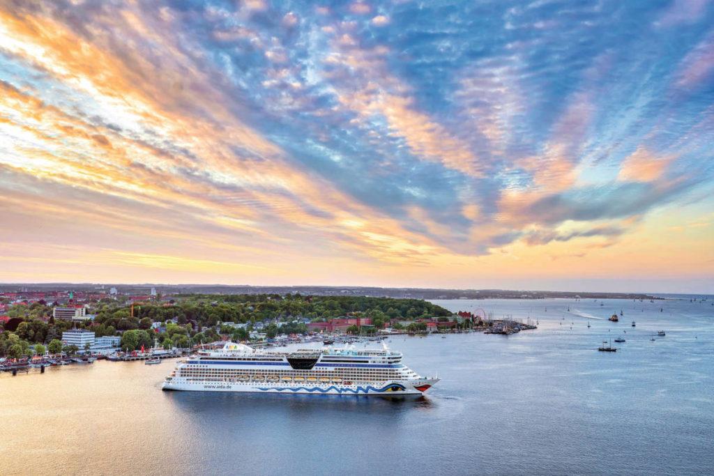 AIDA Schiffsbesuche 2020 - Bildquelle: AIDA Cruises