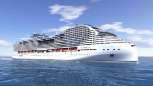 MSC World Class - MSC Europa - Bildquelle: MSC Cruises & Chantiers de l'Atlantique