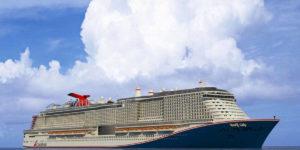 Mardi Gras von Carnival Cruise Line