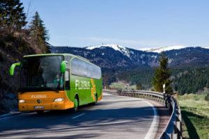 Costa Kreuzfahrten und Flixbus kooperieren - Bildquelle. Flixbus