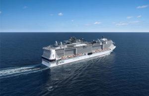 MSC Bellisima - Bildquelle: MSC Cruises