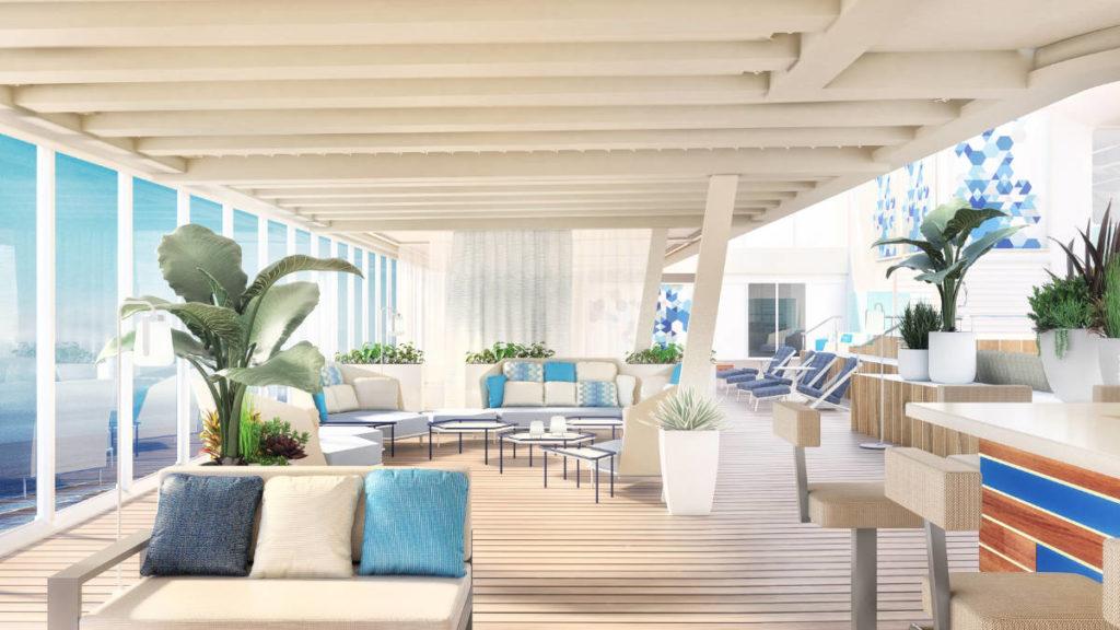 Mein Schiff 4 - Umbau 2020 Indoor-Pool - Bildquelle: TUI Cruises