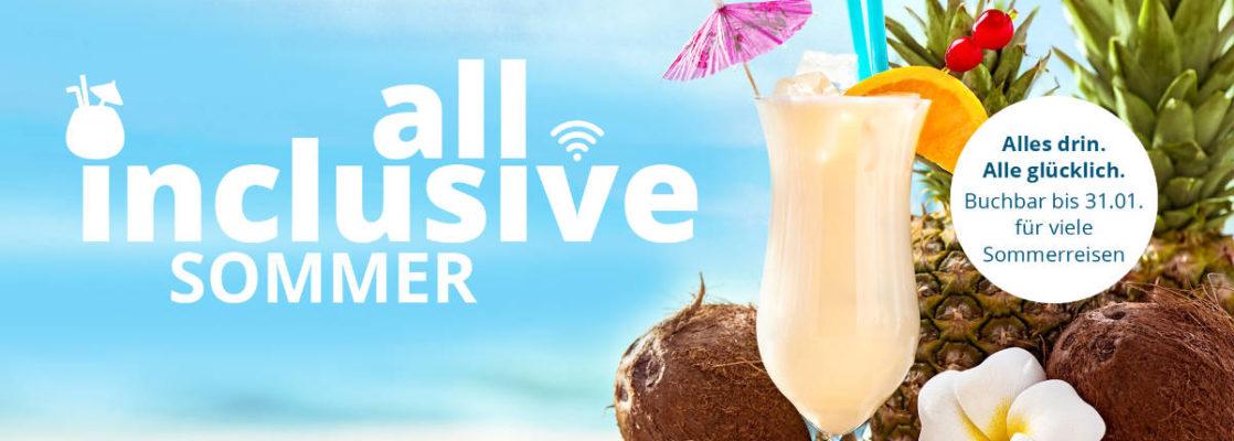 AIDA Alles Inklusive Sommer 2020 - Bildquelle: AIDA Cruises