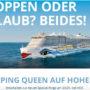 AIDAnova Shopping-Queen - Bildquelle. AIDA Cruises