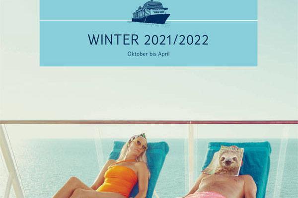 TUI Cruises Winterkatalog - Bildquelle. TUI Cruises