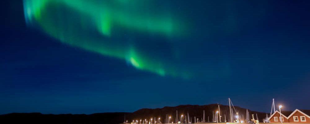 Norwegen Polarlichter - Bildquelle: Image by Tommy Andreassen from Pixabay