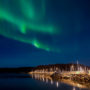 Norwegen Polarlichter - Bildquelle: Image by Tommy Andreassen from Pixabay