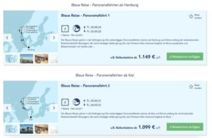 Blaue Reisen in norwegens Fjorde - Bildquelle: TUI Cruises