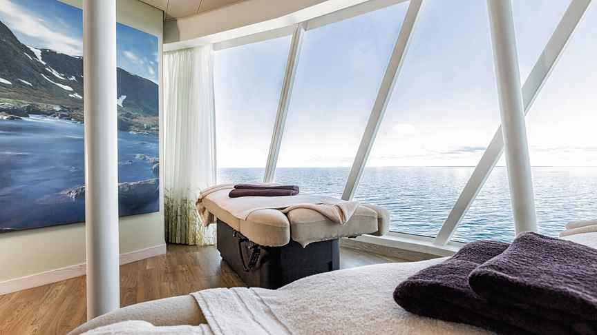 SPA-Bereich auf der Mein Schiff Flotte- Bildquelle: TUI Cruises
