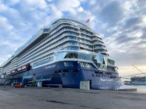 TUI Cruises: Mein Schiff 1 in Kiel - Bildquelle: Cruisify.de