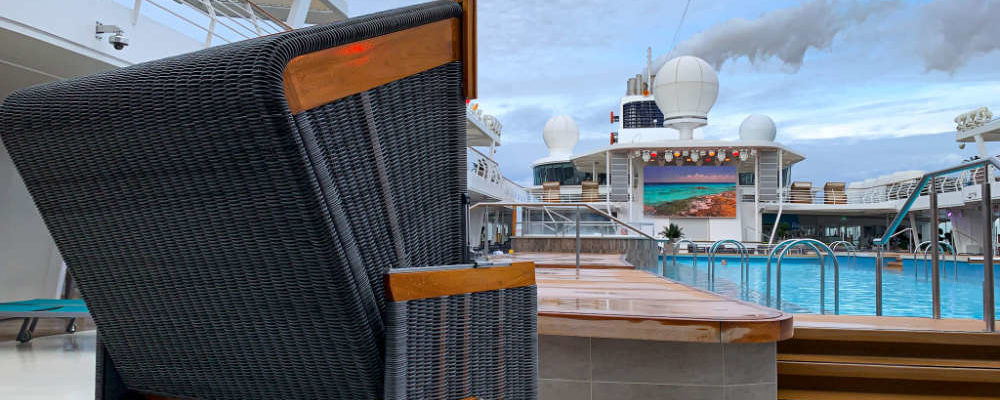 Poolbereich der Mein Schif 1 - Bildquelle: Cruisify.de