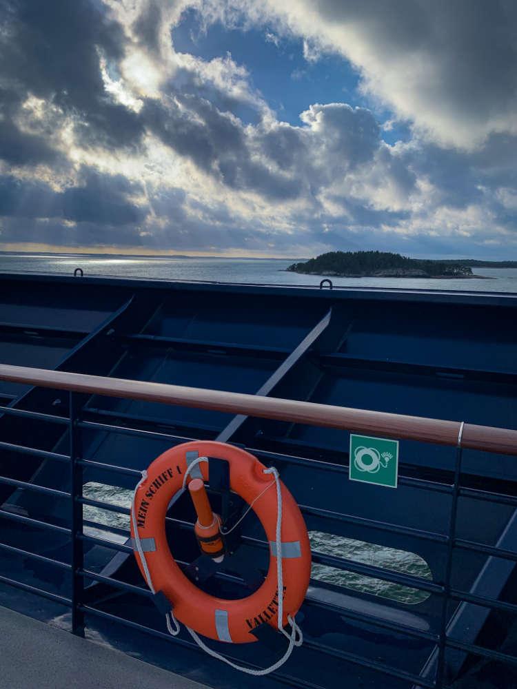 Bug der Mein Schiff 1 - Bildquelle: Cruisify.de