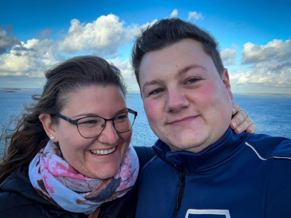 Julia und Dennis von Cruisify.de