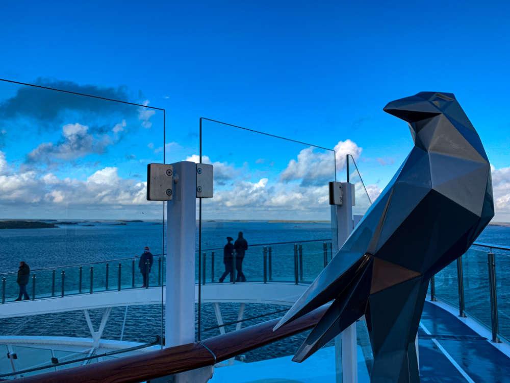 Blick von der Mein Schiff 1 - Bildquelle: Cruisify.de