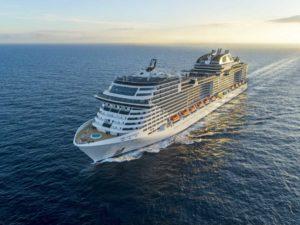 MSC Grandiosa - Bildquelle: MSC Cruises