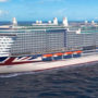 P&O Arvia - Bildquelle: P&O Cruises