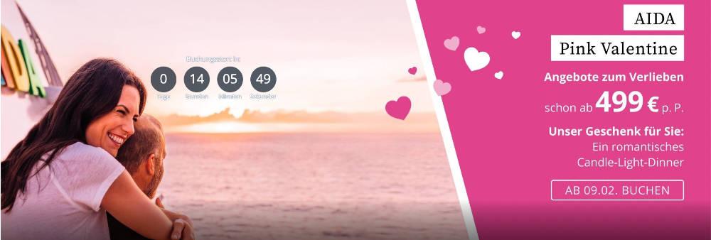 AIDA Pink Valentine 2021