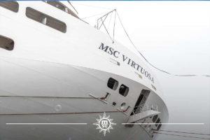 MSC Virtuosa Taufe - Bildquelle: MSC Cruises Ivan Sarfatti