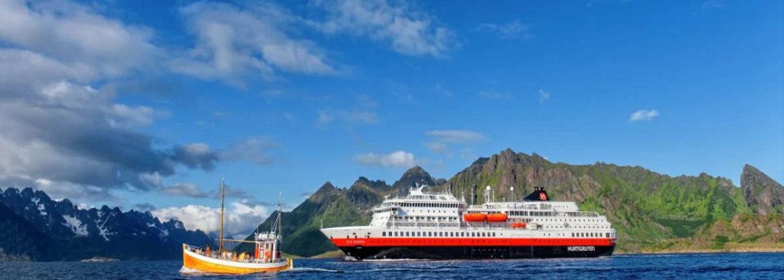 Otto Sverup Hurtigruten - Bildquelle: Hurtigruten