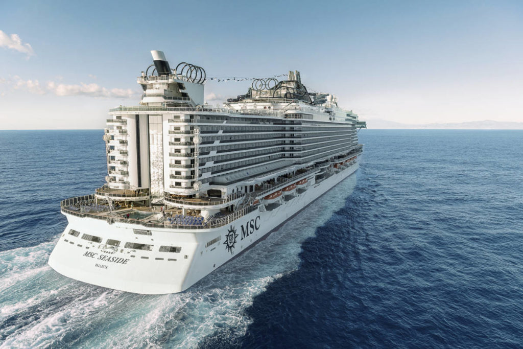 MSC Seaside - Bildquelle: MSC Cruises / MSC Rights