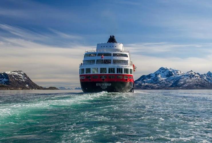 Hurtigruten - MS Otto Sverdrup - Bildquelle: Hurtigruten