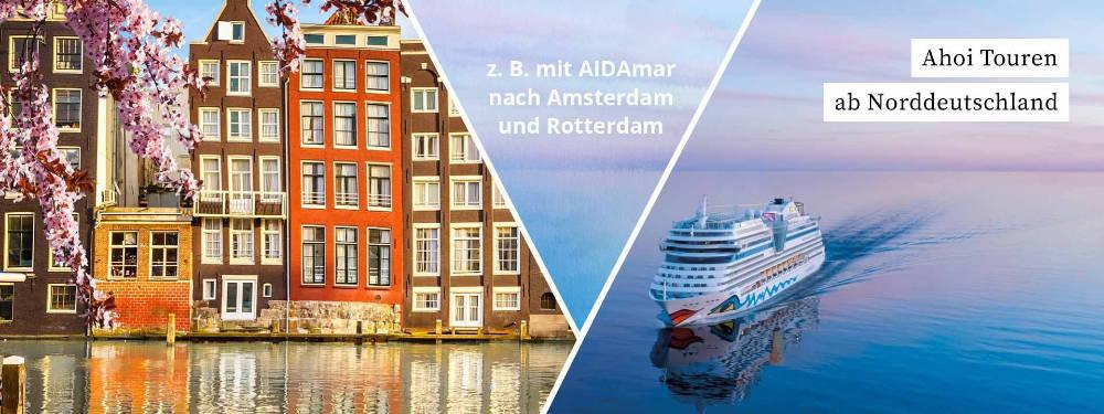 AIDA Ahoi Touren - Bildquelle: AIDA Cruises