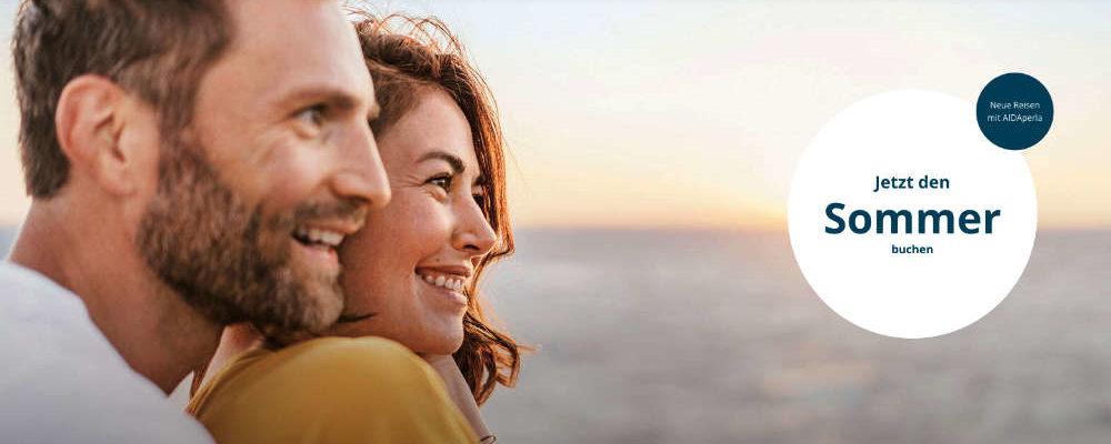 AIDA Cruises: Sommer-Kreuzfahrten freigeschalten